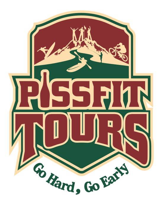 Pissfit Tours New Logo