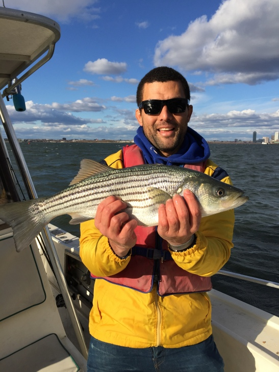 Dylan pretty suprised with how well NYC fished